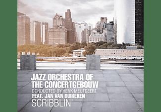 Jazz Orchestra Of The Concertgebouw/Van Duikeren - Scribblin'  - (CD)