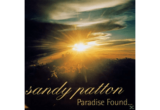 Sandy Patton - PARADISE FOUND ?  - (CD)
