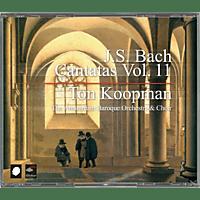 Ton & Amsterdamer Barockorchester Koopman - Complete Bach Cantatas Vol.11 [CD]