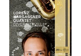 Lorenz Quartet Hargassner - DIVERSITYVILLE  - (CD)