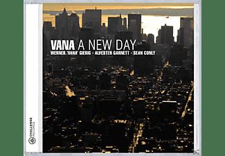 Vana - A NEW DAY  - (CD)