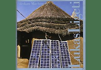 Lukas Ligeti - Afrikan Machinery  - (CD)