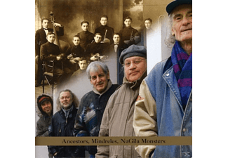 Burton Greene, Klez-edge (burton Greene) - Ancestors,Mindreles,Nagila Monste  - (CD)