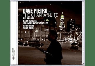 Dave Pietro - Chakra Suite  - (CD)