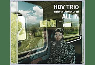 Hdv Trio - All In  - (CD)