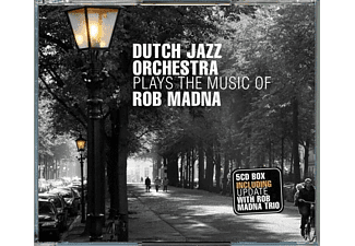 The Dutch Jazz Orchestra - Plays The Music Of Rob Madna  - (CD)
