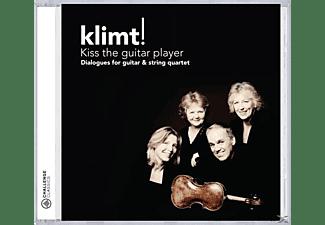 Klimt - Kiss The Guitar Player  - (CD)