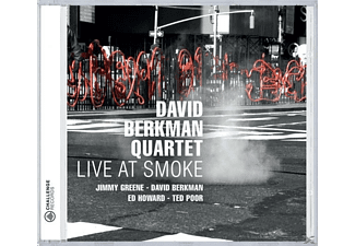 David Quartet Berkman - Live At Smoke  - (CD)