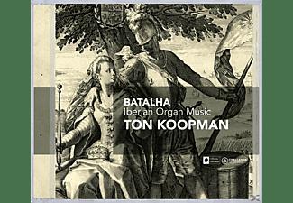 Ton Koopman - Batalha-Iberian Organ Music  - (CD)