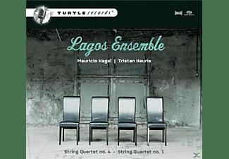 Lagos Ensemble - Kagel/Keuris-String Quartets  - (CD)