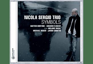 Nicola Sergio, Nicola Sergio Trio - Symbols  - (CD)