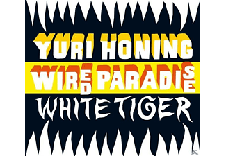 Wired Paradise, Yuri / Wired Paradise Honing - White Tiger  - (CD)