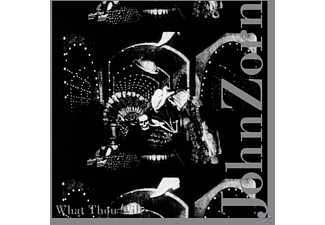 John Zorn - What Thou Wilt  - (CD)