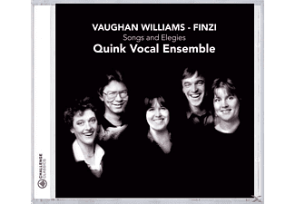 Quink Vocal Ensemble - Songs And Elegies  - (CD)