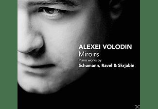 Alexei Volodin - Miroirs  - (CD)