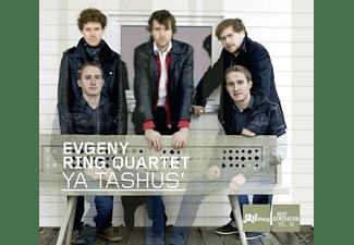 Evgeny Quartet Ring - Ya Tashus  - (CD)