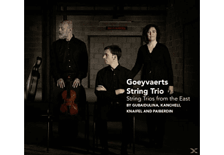 Goeyvaerts String Trio - String Trios From The East - (CD)