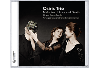 Osiris Trio - Melodies Of Love And Death  - (CD)