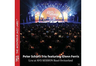 Ferris,Glenn/Scharli,Peter/Pfammatter,Hans-Pete - Live At Avo Session Basel-Switzerla  - (CD)