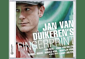 Jan Van Duikeren - Jan Van Duikeren's Fingerprint  - (CD)