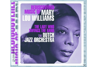 The Dutch Jazz Orchestra - Mary Lou Williams-The Lady Who...  - (CD)