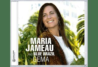 Maria Jameau & Blue Brazil - GEMA  - (CD)