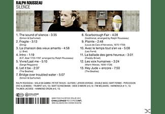 Ralph Rousseau - Silence  - (CD)