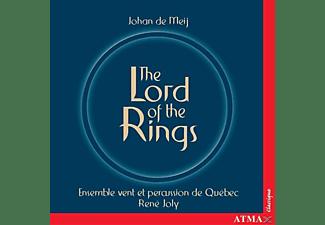 Joly, Ensemble Vent Et Percussion Quebec, Joly/Ensemble Vent Et Percussion Quebec - Herr Der Ringe  - (CD)
