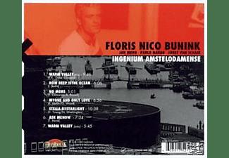 Floris Nico Bunink - Ingenium Amstelodamense  - (CD)