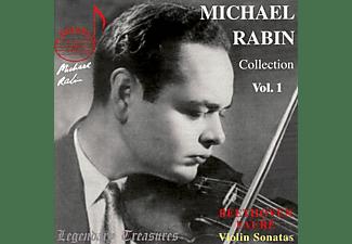 Michael Rabin, Rabin,michael/broddack,lothar - Rabin Collection Vol.1  - (CD)