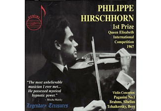 New Philharmonia Or Philippe Hirschhorn, Philippe/Kölner Rundfunk Sym. Hirschhorn - Hirschhorn Vol.1  - (CD)