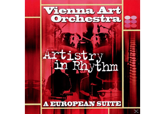 Vienna Art Orchestra - ARTISTRY IN RHYTHM - A EUROPEAN SUITE  - (CD)