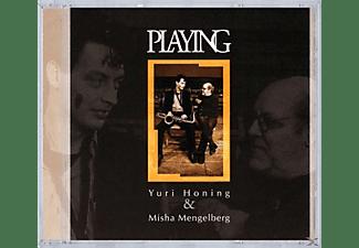 HONING, YURI / MENGELBERG, MISHA - Playing  - (CD)