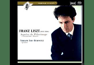 Yoram Hurwitz, Yoram Ish-hurwitz - Annees De Pelerinage-3 Eme Annee  - (CD)
