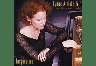 Arriale Lynne Trio - INSPIRATION  - (CD)