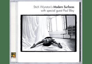 STICH WYNSTON, FEATURING PAUL BLEY,, Stich Wynston,Featuring Paul Bley,Mike Murley,G - Modern Surfaces  - (CD)