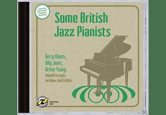 VARIOUS - Some British Jazz Pianists  - (CD)
