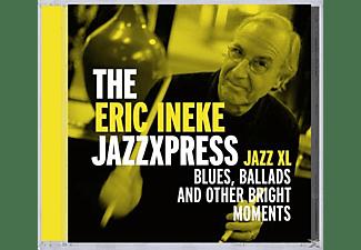 The Eric Ineke Jazzxpress - Jazz XL  - (CD)