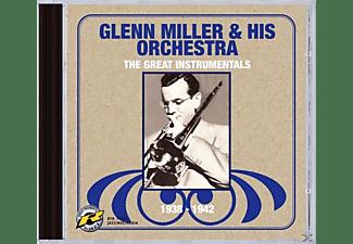 Glenn Miller, Glenn & His Orchestra Miller - The Great Instrumentals 1938-1942  - (CD)