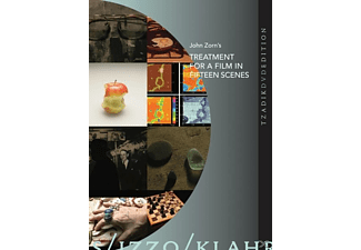 John Zorn - John Zorna's Treatment For A Film I  - (DVD)