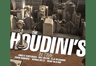 The Houdini's - IN TIME  - (CD)