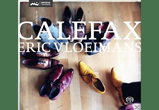Calefax Ft Eric Vloeimans, Calefax,Vloeimans,Eric - On The Spot  - (CD)