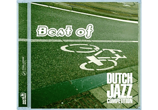 VARIOUS - BEST OF DUTCH JAZZ COMPETITION  - (CD)