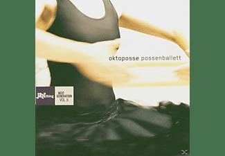 Oktoposse - Possenballett  - (CD)