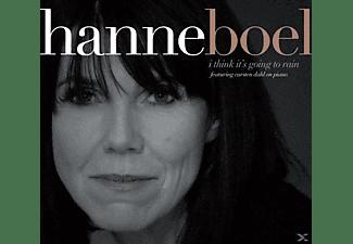 Hanne Boel - I Think It's Going To Rain  - (CD)