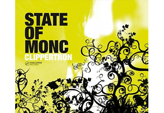 State Of Monc - CLIPPERTRON  - (CD)