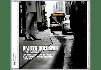 Dmitri Kolesnik - FIVE CORNERS  - (CD)