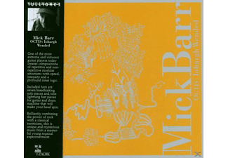 Mick Barr - Iohargh Wended  - (CD)