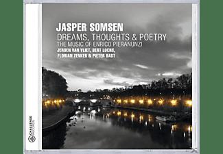 Jasper Somsen - Dreams,Thoughts & Poetry  - (CD)