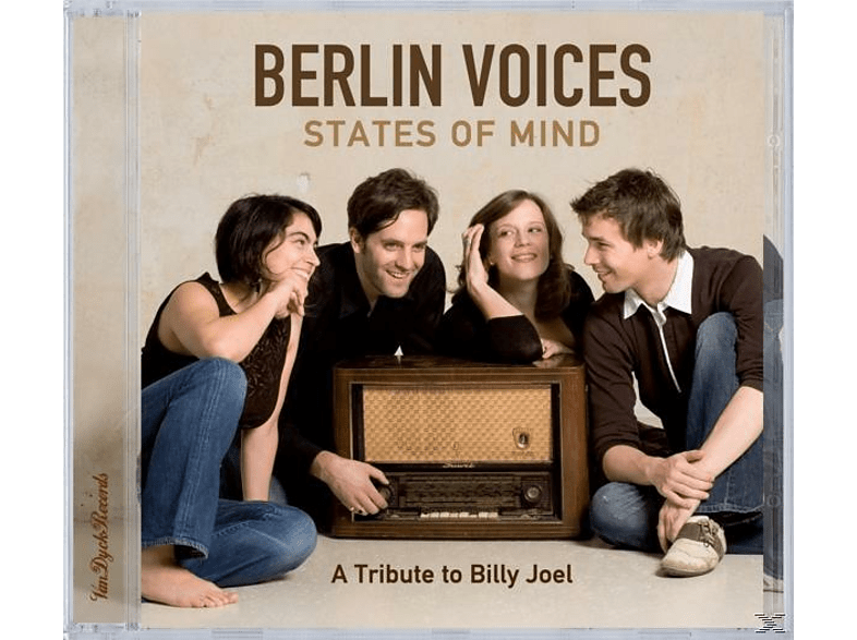 Berlin Voices - States Of Mind-Billy Joel Tribute [CD]